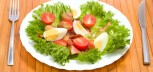 freshness healthy salad