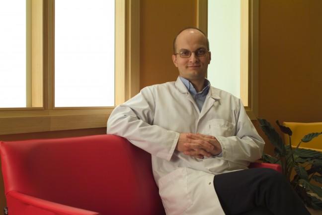Ilustracja 4 Profesor dr hab. n. med. Krzysztof Łukaszuk - Kierownik Klinik Leczenia Niepłodności INVICTA