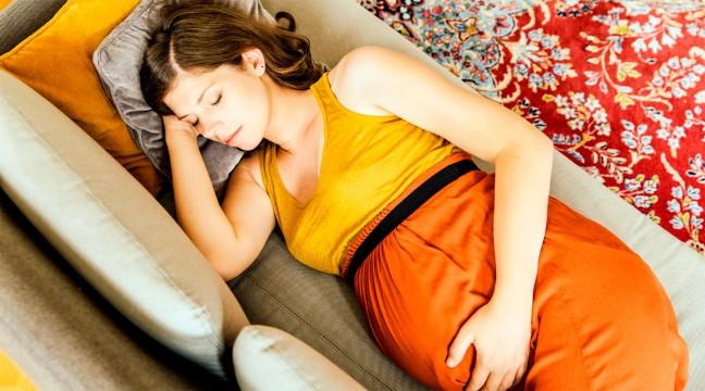 ciąża i stres