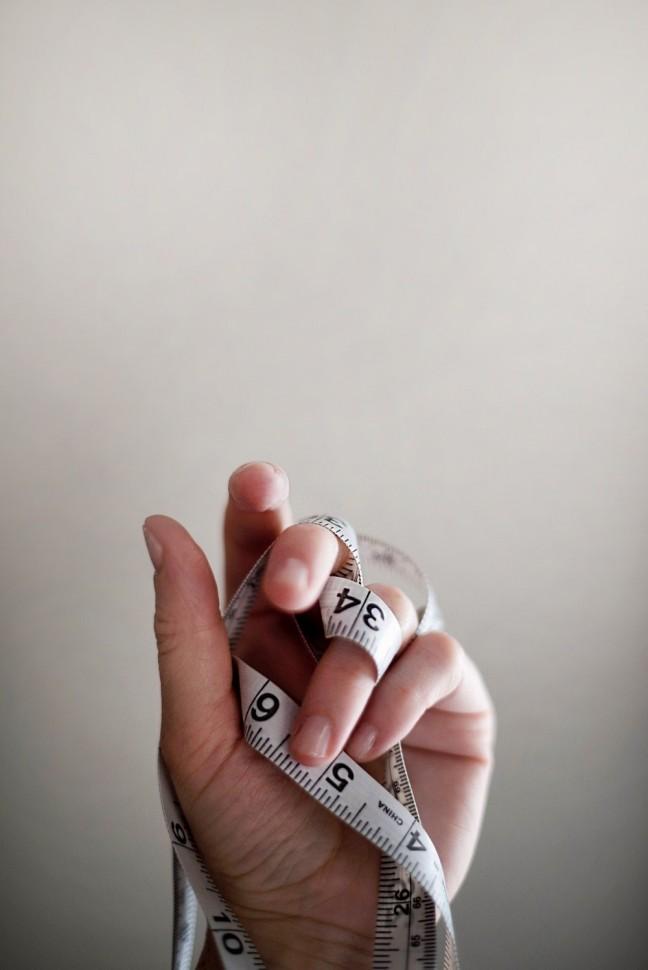 Pomiar w dłoni