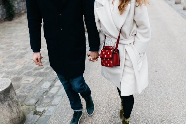Para na spacerze